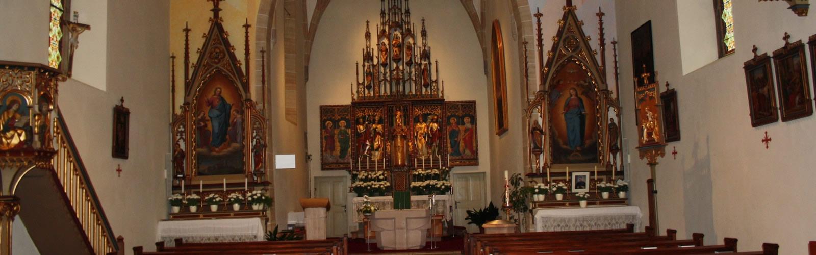 Pfarrkirche Andrian