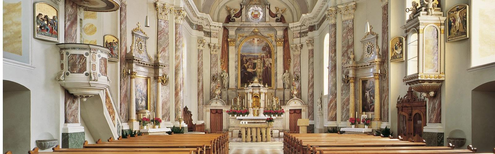 Pfarrkirche Nals