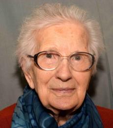 Aloisia Brugger geb. Unterholzner