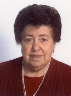 Anna Wwe. Cappello geb. Haller
