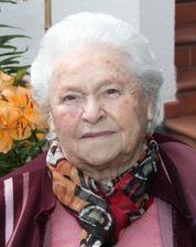 Clara Flunger geb. Pollinger
