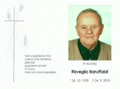 Risveglio Baruffaldi