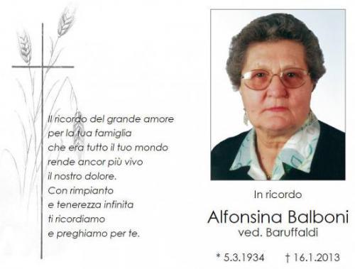 Alfonsina Baruffaldi