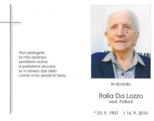 Italia Da Lozzo