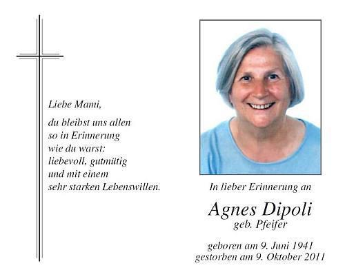 Agnes Dipoli