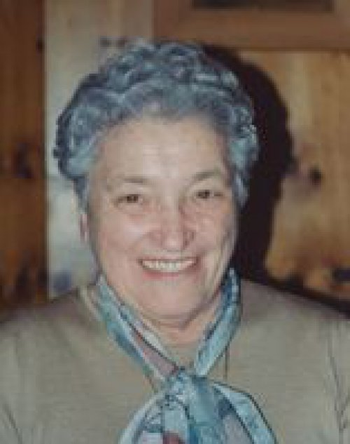 Maria Rainer geb. Estgfäller