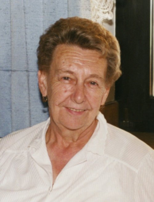 Maria Gasser geb. Höller