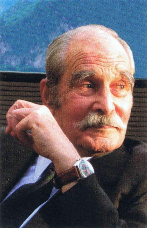 Georg Reichsgraf von Enzenberg