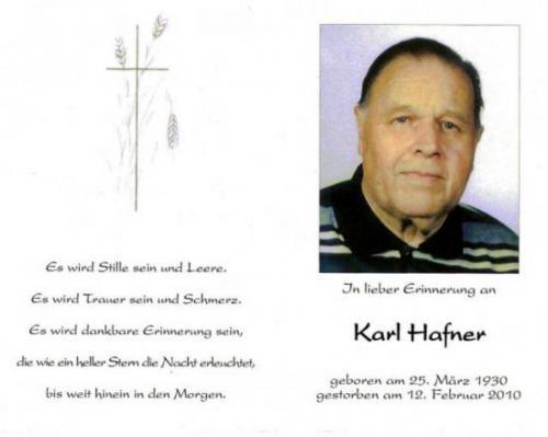 Karl Hafner