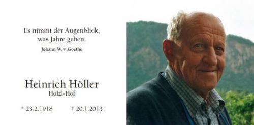 Höller Heinrich