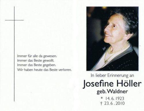Josefine Höller