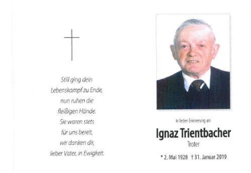 Ignaz Trientbacher