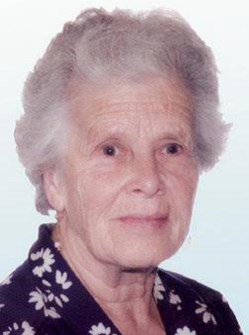 Aloisia Pichler geb. Nock