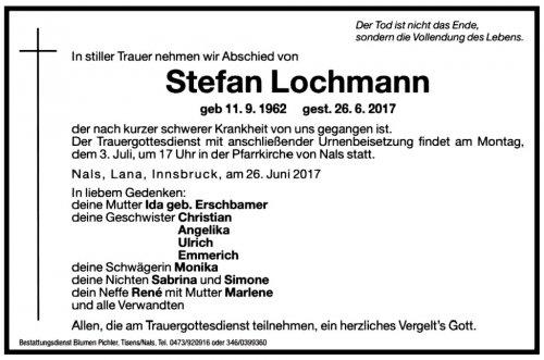 Lochmann Stefan