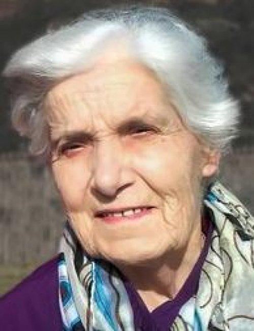 Maria Egger geb. Steinegger