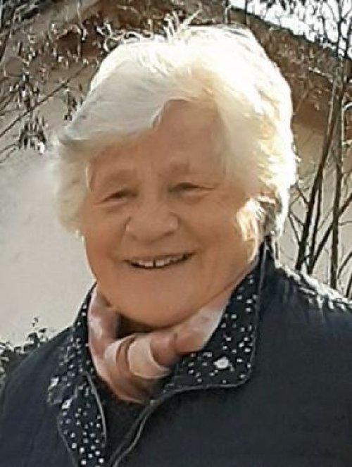 Maria Rosa Parigger, geb. Seehauser