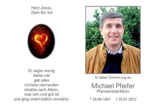 Michael Pfeifer
