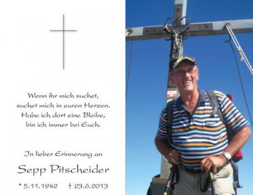 Sepp Pitscheider