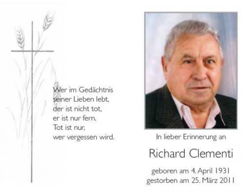 Richard Clementi