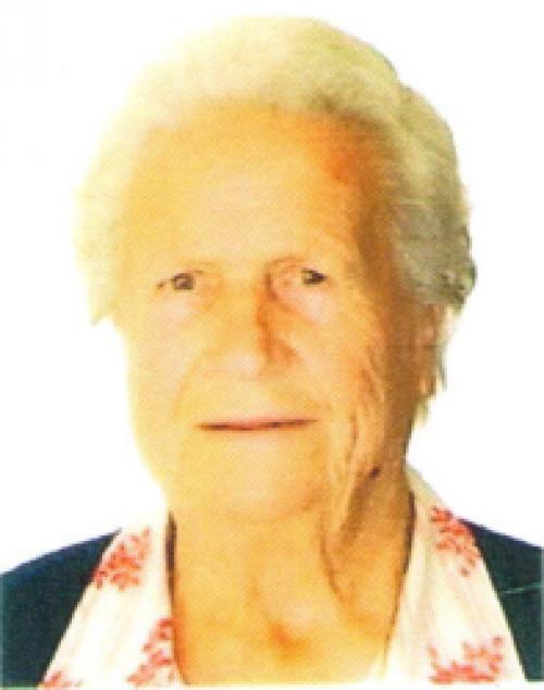 Maria Schwarz geb. Mair