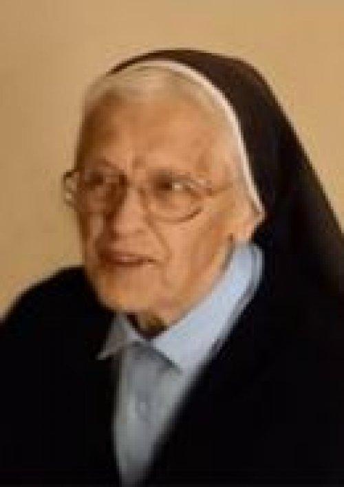 Sr. Alexia (Marta) Alessandrini