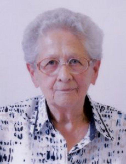 Anna Wwe. Suppan geb. Egger