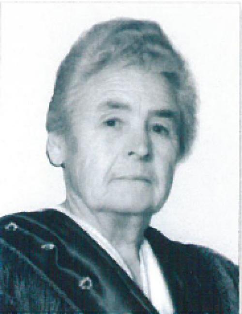 Veronika Schötzer geb. Schwabl