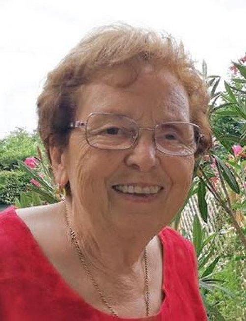 Helena Wohlgmuth geb. Sanin