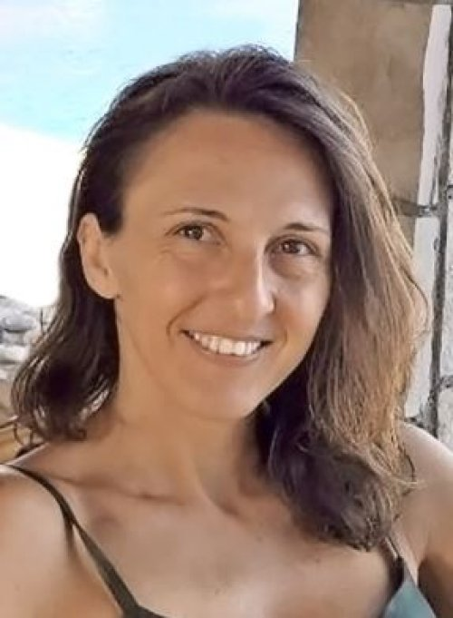 Monica Zwick geb. Melodia